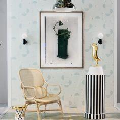 Especial viver com arte por Jaime Hayon para AD Espanha #adspain #arte #art #arquitetura #color #jaimehayon #inspiracao #interiordesign #interiordesign