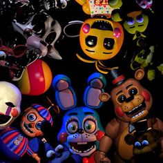 Five Nights at Freddy's 2 - Videos & Pictures - Community - Google+