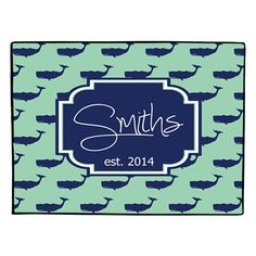 Hey, I found this really awesome Etsy listing at https://www.etsy.com/listing/181054056/nautical-personalized-door-mat-custom