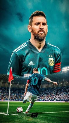 Top 10 Best performances of Lionel Messi. Lionel Messi, 6 times Ballon D'or winner , is undoubtedly the best Footballer on Earth. Lional Messi, Messi And Ronaldo, Cristiano Ronaldo, Ronaldo Soccer, Lionel Messi Barcelona, Barcelona Soccer, Fc Barcelona, Lionel Messi Biography, Messi Poster