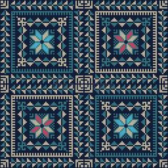Motif Vector, Cross Stitch Patterns, Crochet Patterns, Palestinian Embroidery, Bead Crochet Rope, Embroidery Motifs, Image Notes, Vector Graphics, Pattern Design