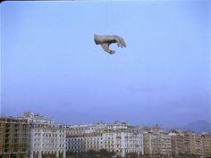 """Landschap in de mist"" (Topio stin Omichli) - Theodor Angelopoulos (1988)"