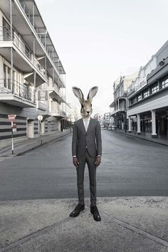 <p>Barbados photographer Alyson Holder submitted us her latest series, Mr. Velveteen. Based on the story of the Velveteen Rabbit, she shot this project using friends as subject and was attracted to th