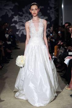 Carolina Herrera - Bridal Fashion Week