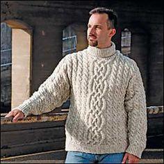 Ravelry: The Boyfriend Sweater pattern by Bendy Carter