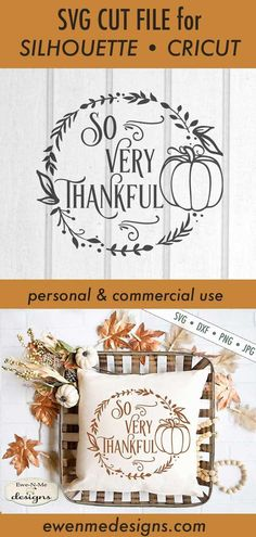 Thanksgiving Projects, Free Thanksgiving Printables, Thanksgiving 2020, Cricut Svg Files Free, Cricut Craft Room, Cricut Vinyl, Pumpkin Wreath, Vinyl Projects, Circuit Projects