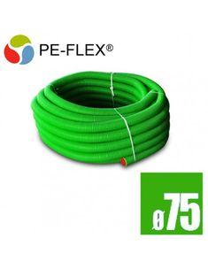 PE-flex potrubie DN 75 Tech, Technology