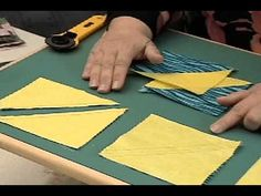 Quick Quilt Tricks videos by Billie Lauder