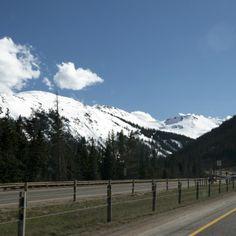 Memorial Day Rocky Mountain Road Trip via I-70 West of Denver