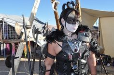 Post-Apocalyptic Cosplay: The Women of Wasteland Weekend | Los Angeles | Slideshows | Los Angeles News and Events | LA Weekly