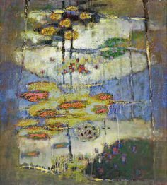 Rick Stevens Art Rick Stevens, Wax Art, Contemporary Abstract Art, Modern Art, Virtual Art, Square Art, Encaustic Art, Mixed Media Artwork, Texture Art