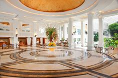 Dusit Thani Pattaya -  Main Lobby