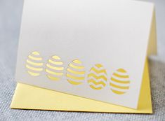 Easter Card Round Up via Oh So Beautiful Paper