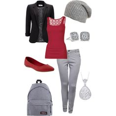 Cute fall outfit :D