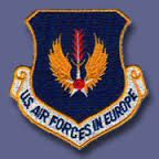 USAF Europe - Zweibruecken Air Base Germany (NATO BASE) (On German-French Moselle Border) American Defenders of World Freedom