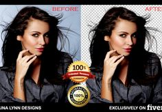 professionally Remove BACKGROUND of any 5 photos 24 hours by expert_girl