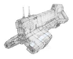 Nave Star Wars, Star Wars Rpg, Star Wars Ships, Spaceship Art, Spaceship Design, Stargate, Concept Ships, Concept Art, Starship Concept