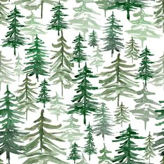 Rustic Forest Trees // White custom fabric by hipkiddesigns for sale on Spoonflower Woodland Fabric, Tree Quilt, White Fabrics, Custom Fabric, Spoonflower, Craft Projects, Rustic, Quilts, Nature