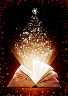 Open a book, and let the magic begin <3