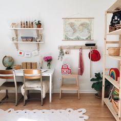 Cutest little school/playroom.