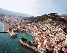 Nafpaktos Places Ive Been, Places To Go, Greece Travel, Greek Islands, Amazing Destinations, Homeland, Dream Vacations, Travel Pictures, Sailing