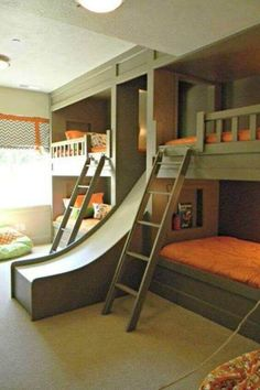 Best bunk beds for children beds for boys cool kids bunk beds for canopybed with. - Best bunk beds for children beds for boys cool kids bunk beds for canopybed with charming the best - Bunk Beds Boys, Bunk Bed Rooms, Cool Bunk Beds, Kid Beds, Loft Beds, Boys Bedroom Ideas With Bunk Beds, Cool Kids Beds, Unique Bunk Beds, Toddler Bunk Beds