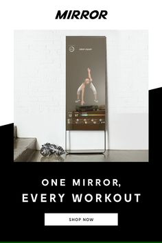 Buy your Mirror and begin enjoying interactive workouts in the comfort of your own home. Get access to unlimited live and on-demand classes from the country's top instructors! Key To Losing Weight, Yoga For Weight Loss, Easy Weight Loss, Lose Weight, Pilates Video, Pilates Barre, Home Gym Mirrors, Arms And Abs, Gym Machines