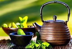 Herb Tea Garden: Discover easy herbs to grow and brew; tips for making herb teas & ideas for your herb tea garden. Health Benefits, Health Tips, Health And Wellness, Health Fitness, Health Foods, Oral Health, Fitness Diet, Yoga Fitness, Matcha