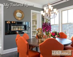 """My June Featured Room: this room setting uses some elements of surprise to bring real coziness to the decor. Would you like to know more about this """"Barrington"""" Collection? Just contact me for more details."""
