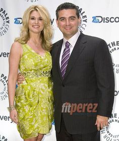 Love them...Buddy Valastro and his wife, Lisa