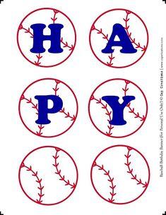 BDAY baseball sign printables (FREE)!!