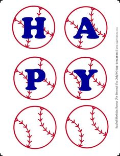 BDAY baseball sign printables (FREE)!!