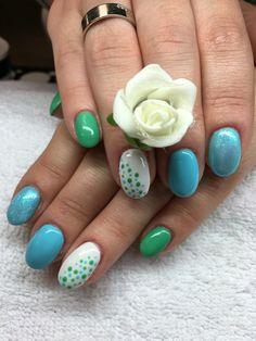 #gelé lack#Effective Nails# Påsk#