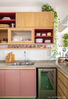 Natural Home Decor .Natural Home Decor Quirky Home Decor, Indian Home Decor, Home Decor Kitchen, Home Decor Bedroom, Kitchen Interior, New Kitchen, Home Kitchens, Kitchen On A Budget, Modern Retro Kitchen