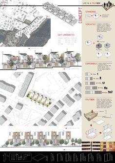 """Premio di architettura nazionale """"La casa leggera 2009"""" - live in a FRUITBOX"""