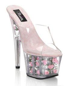 Rose heels