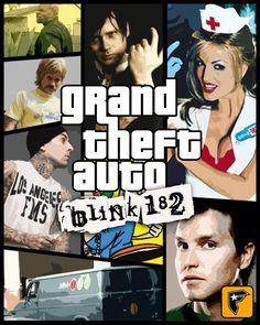 GTA blink-182