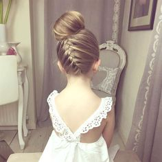 Easy Braids For Kids Ideas 37 trendy braids for kids with tutorials and images for 2020 Easy Braids For Kids. Here is Easy Braids For Kids Ideas for you. Easy Braids For Kids easy braids for kids little girl hairstyles long hair. Dance Hairstyles, Best Wedding Hairstyles, Flower Girl Hairstyles, Little Girl Hairstyles, Gorgeous Hairstyles, Easy Hairstyles, Hairstyle Ideas, Hair Ideas, Kids Hairstyle
