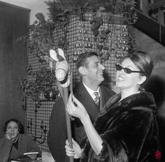 Today in 1928 Franca Rame was born (w. Dario Fo, 1959) http://www.cinecittashop.it