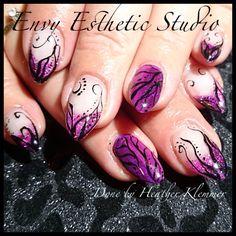 #nails #gelnails #mailart #summernails #prettynails