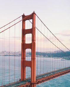 Golden Gate Bridge 3 Piece Canvas Framed Wall Art