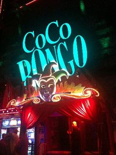 CoCo Bongo - Playa Del Carmen Mexico - Jim Carey's night club! I hear it is amazing can't wait to find out for myself in March!