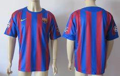 Camisetas del Barcelona 2005/2006 [030] - €16.87 : Camisetas de futbol baratas online!   http://www.8minzk.com/f/Camisetasdefutbol/
