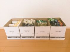 身の回りのゴチャゴチャは、100円ショップの「ペーパーボックス」に収納してスッキリ見せ!100均各社のお洒落なボックスデザインと合わせて、みんなの収納実例をご紹介します♡