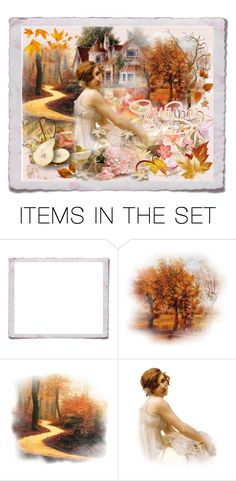 """They called her Autumn"" by molly2222 ❤ liked on Polyvore featuring art and autumn"