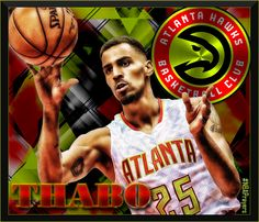 NBA Player Edit - Thabo Sefolosha
