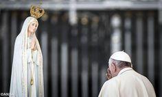 Pape François - Pope Francis - Papa Francesco - Papa Francisco : Place St Pierre, audience du 13 mai 2015