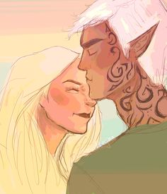 rowaelin rowan aelin x rowan rowan whitethorn sarah j maas throne of glass aelin ashryver aelin fireheart aelin ashryver galenthynius aelin galenthynius love book art fanart my art spatteghi doodle empire of storms crown of midnight heir of fire queen of shadows tower of dawn sjm book spatteghi.tumblr.com