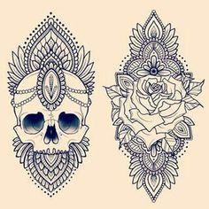 I like the skull for myself