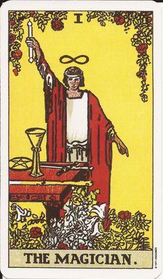 I il Bagatto - the magician